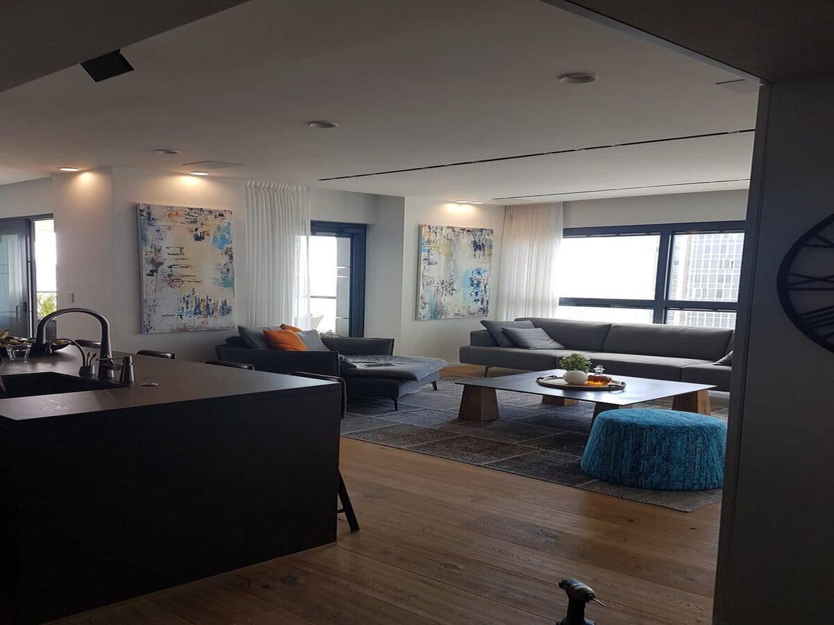 סלון- דירה במגדלים בתל אביב (1) (1)