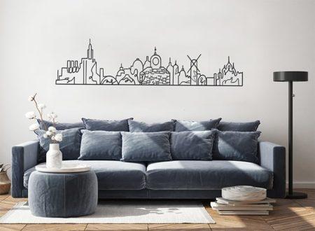 ירושלים - עיצוב ממתכת